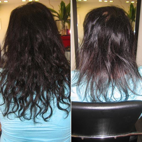 מילוי והארכת שיער בתוספות שיער טבעי