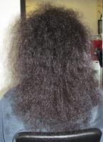 לפני תוספות שיער