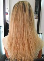 הארכת שיער ומילוי שיער דליל