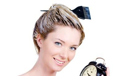 צביעת שיער חודשית בדרך הנכונה