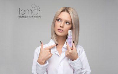 """סרום משקם שיער של """"פמאור"""" הוא מוצר חובה לשיקום שיער קוסמטי?"""